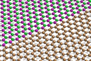 graphene-hBN-heterostructure