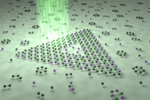 hBCN-nanostructure-micro-LEED